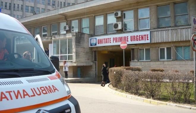Foto: Spitalul Judeţean va avea încă o linie de gardă, asigurată de rezidenţi