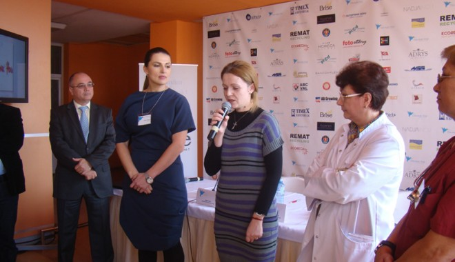 Galerie FOTO. Primul centru de tratament pentru copiii cu cancer, deschis la Constanţa - primulcentrudetratament3-1393179633.jpg
