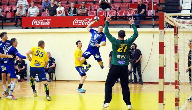 Foto: Primul meci pentru HCDS cu Zvonko Sundovski la timonă