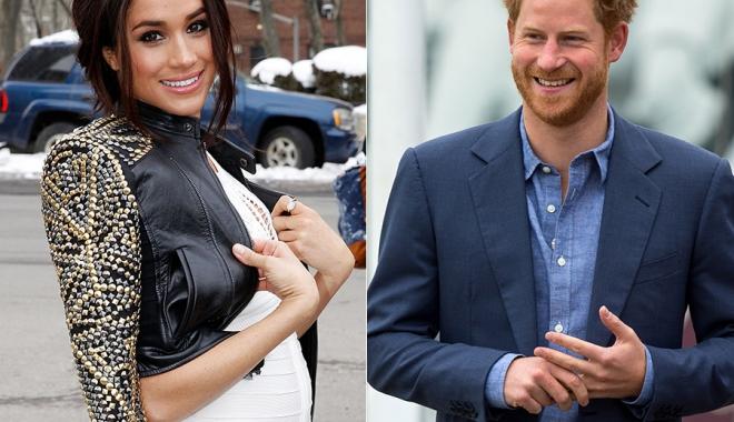 Foto: Prinţul Harry şi Meghan Markle au stabilit data nunţii