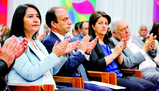 Foto: Principalul partid prokurd din Turcia şi-a ales un nou copreşedinte