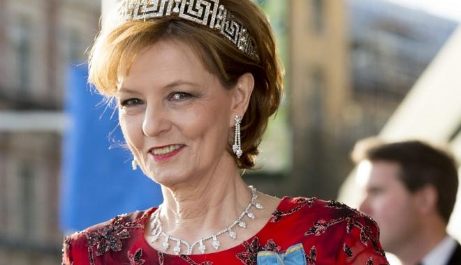 Foto: Regele Mihai a murit. Principesa Margareta rămâne Custode al Coroanei României