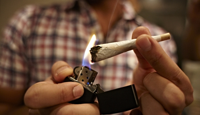 Foto: Prinşi cu droguri,  în zona Gării din Constanţa