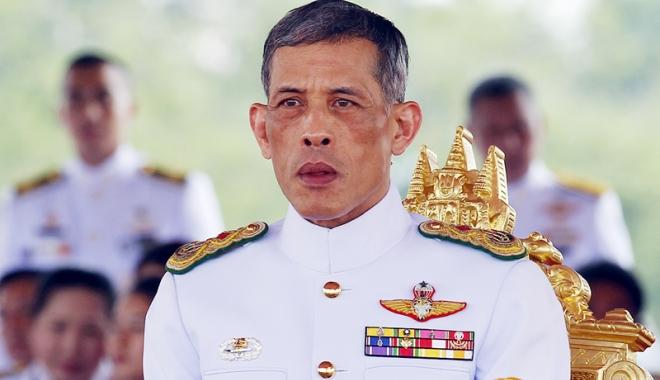 Foto: Controversatul prinţ Maha devine regele Thailandei