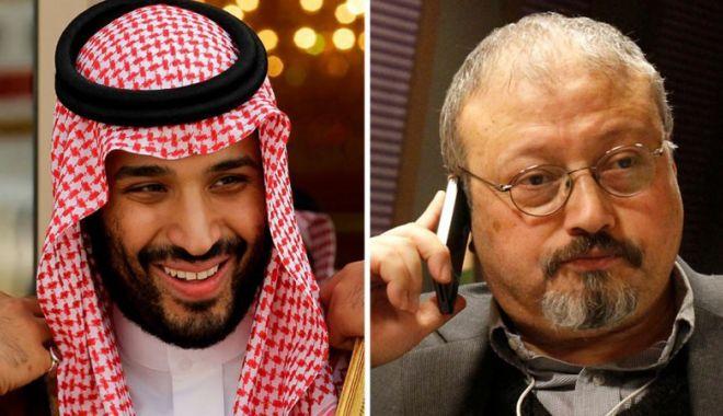 Foto: Prinţul moştenitor al Arabiei Saudite ar fi ordonat asasinarea lui Jamal Khashoggi