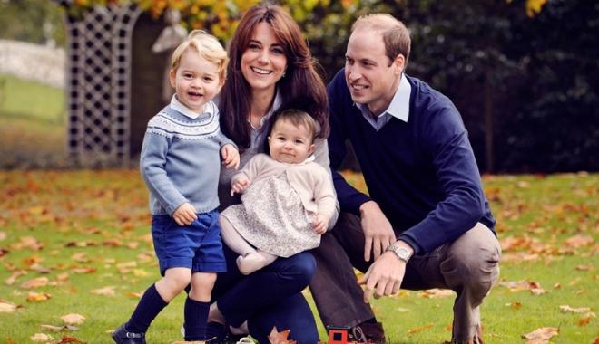 Foto: Motivul pentru care  Prinţul George poartă mereu pantaloni scurţi