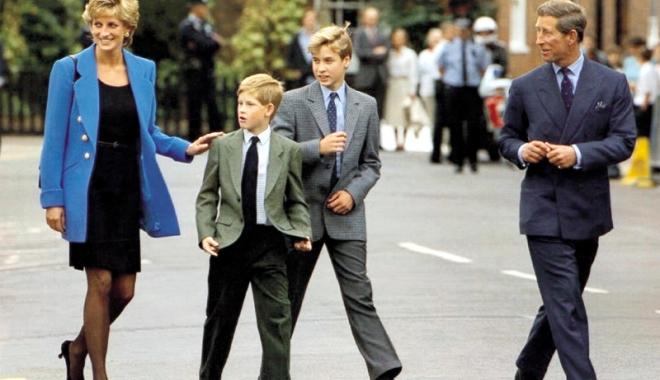 Foto: Prinţul Harry, despre trauma prin care a trecut în urma pierderii mamei sale