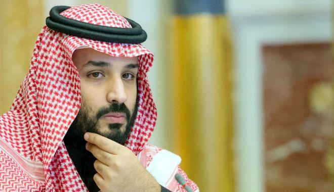 Foto: Prințul moștenitor saudit  Mohammad bin Salman, vizită în Egipt