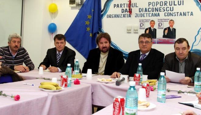 Foto: Întoarcerea lui Comănici destramă PRM Constanţa