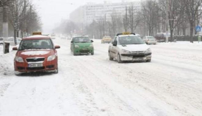 Foto: Constănţenii au amânat examenul auto pentru zile mai călduroase