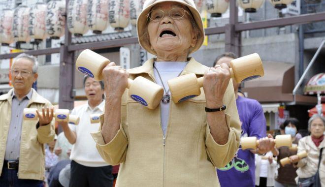 Foto: Problema îmbătrânirii populaţiei lumii, pentru prima dată în atenţia G20