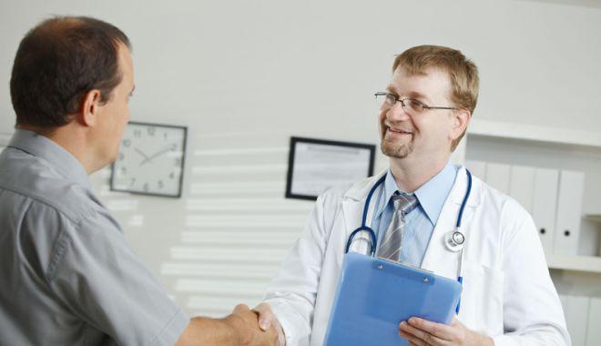 Foto: Probleme  cu potența? Te rezolvă medicul!