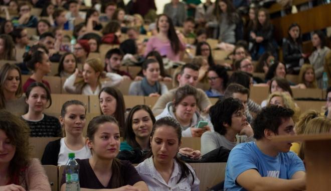 Foto: Studenţii ovidieni au fost premiaţi