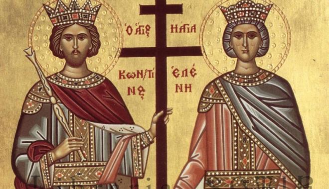 Procesiune  cu moaştele Sf. Constantin cel Mare, pe străzile Constanţei - procesiunemoaste-1495209020.jpg
