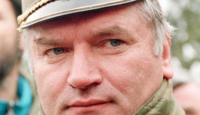 """Foto: Procesul lui Mladic. """"Acte de genocid au fost comise şi în municipalităţi"""""""