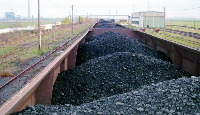 Foto: Producția de cărbune a scăzut cu 9,3% în primul semestru