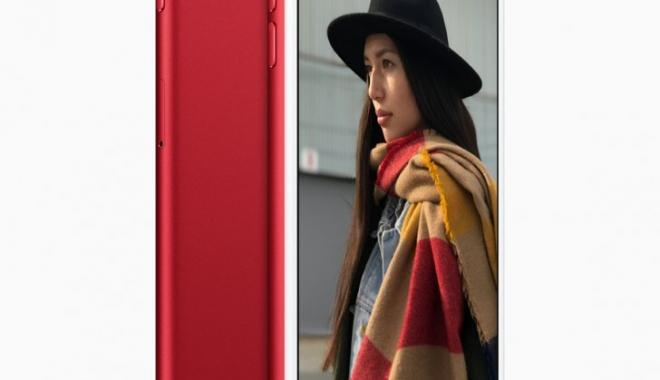 Apple a lansat un nou model de iPhone! Cum arată noul smartphone și cât costă - productredbackfront88497200-1490113837.jpg