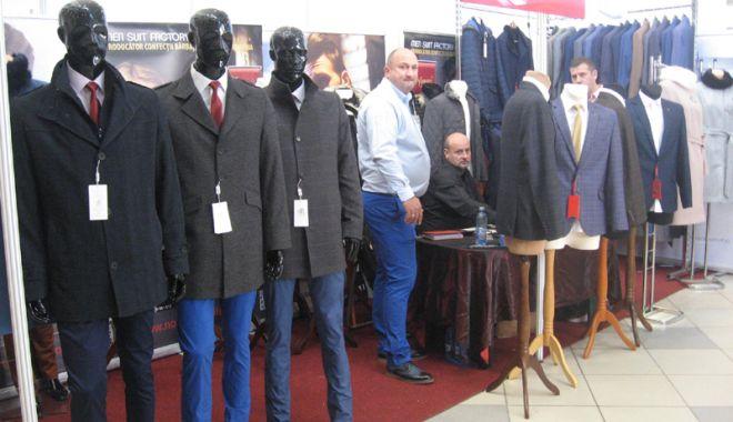 Foto: Produsele românești, de calitate - vedetele Târgului TINIMTEX din Mamaia!