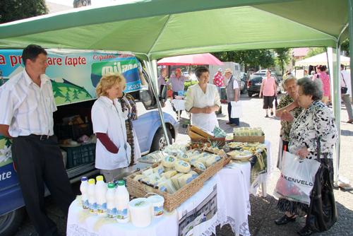 Foto: Oraşul Năvodari va avea târg de produse tradiţionale în fiecare lună