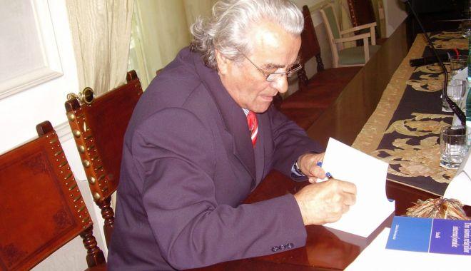 Foto: S-a stins din viață renumitul prof. univ. dr. Constantin Bușe