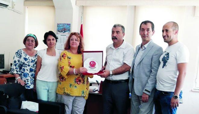 Foto: Profesorii români, în vizită la colegii lor din Turcia