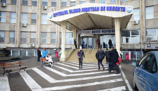 Foto: Se schimbă programul de vizită la Spitalul Judeţean