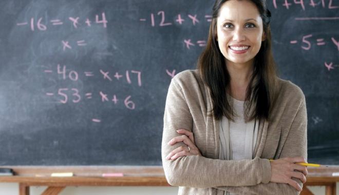 Foto: Programe noi pentru clasele primare şi gimnaziale. Profesorii, trimişi la cursuri