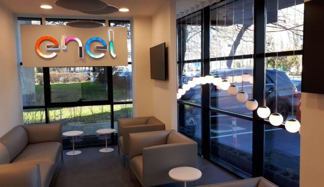 Foto: Program mai lung la magazinele Enel din Constanța