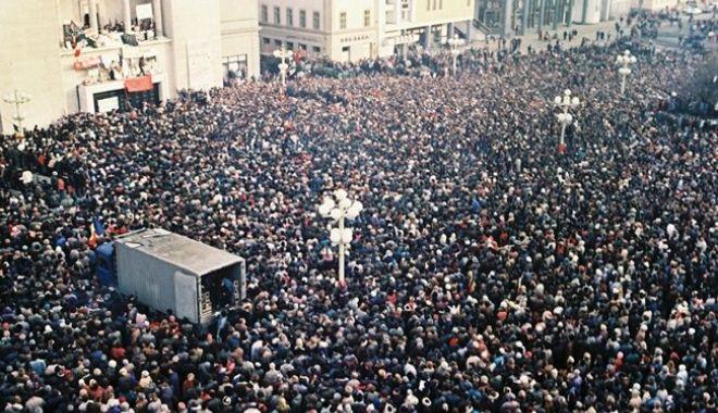 Foto: Iliescu, Roman și Voiculescu pot fi urmăriți penal în dosarul Revoluției