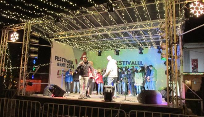 Foto: Program surpriză  de Revelion  la Festivalul Iernii