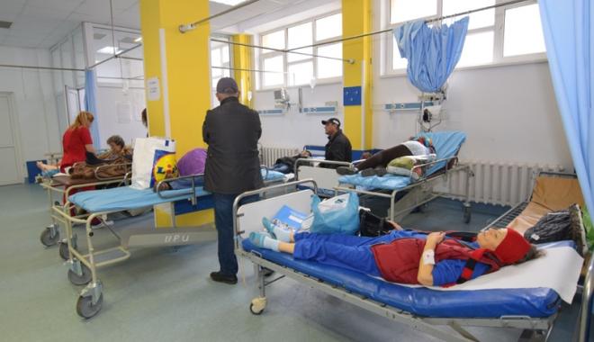 Foto: Ambulatoriul şi cabinetele medicilor  de familie, închise până marţi