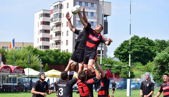 """Foto: Proiect pe 4 ani pentru rugby-ul constănţean. """"Să ne unim forţele!"""""""