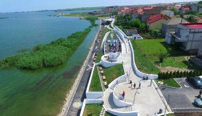 Foto: Proiect de HG privind drumul expres Ovidiu (Constanța) – Tulcea