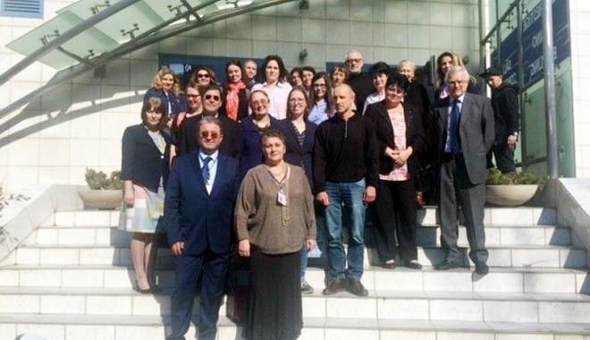 """Foto: Proiect ERASMUS la Colegiul Naţional  """"Mircea cel Bătrân"""""""