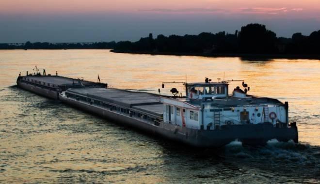 Foto: Proiect româno-bulgar privind siguranța navigație pe Dunăre