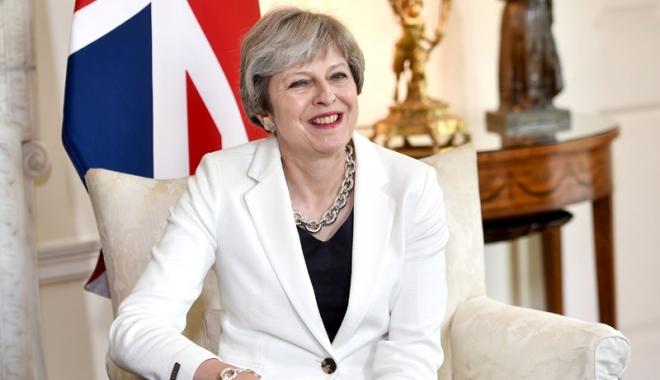 Foto: Proiectul de lege privind Brexit-ul propus de Theresa May a trecut de primul obstacol în Parlament