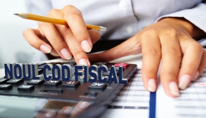 Foto: Proiectul de OUG pentru modificarea şi completarea Codului fiscal e în dezbatere publică