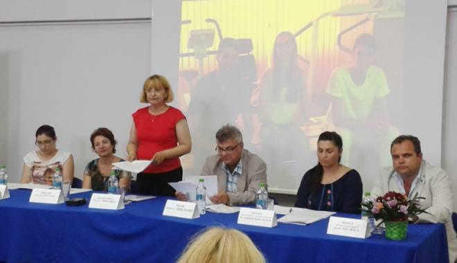Foto: PROKINETO - o nouă întâlnire la Facultatea de educaţie fizică