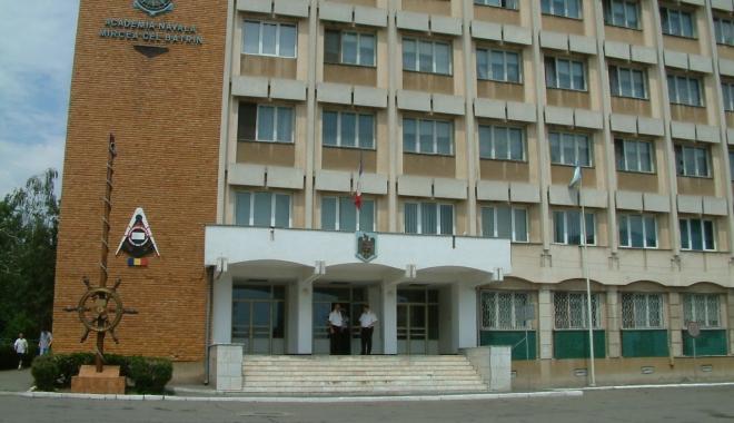"""Foto: Eveniment important la Academia Navală """"Mircea cel Bătrân"""""""