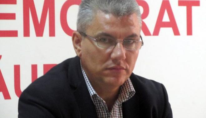 Foto: Ioan Deneș, propus ministru al Apelor și Pădurilor