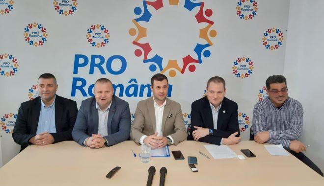 Foto: PRO România și-a lansat candidații în comunele Corbu, Mircea Vodă și Cuza Vodă