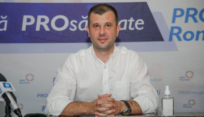 Răzvan Filipescu, noul preşedinte al filialei PRO România Constanţa - proromaniaconstanta-1619018098.jpg