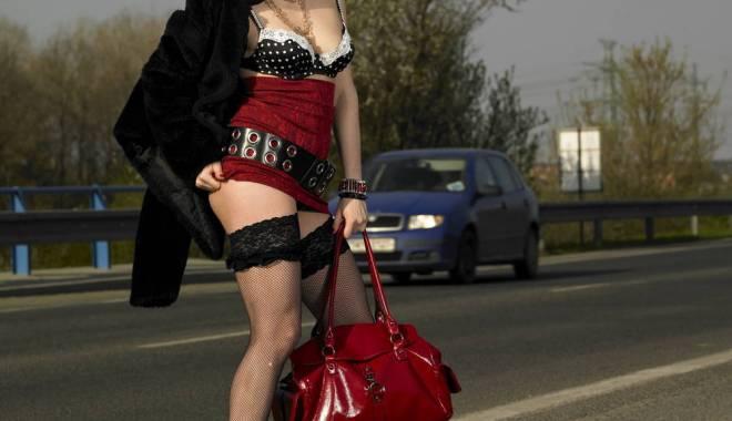 Foto: MINORE obligate să se prostitueze în Austria