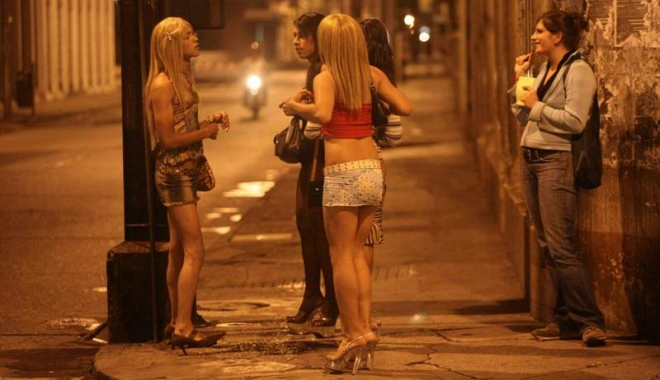 Foto: Prostituatele românce dau în judecată statul britanic