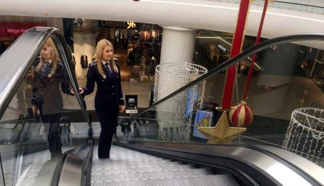 Foto: Protejaţi-vă banii când mergeţi la cumpărături. Iată sfaturile poliţiştilor