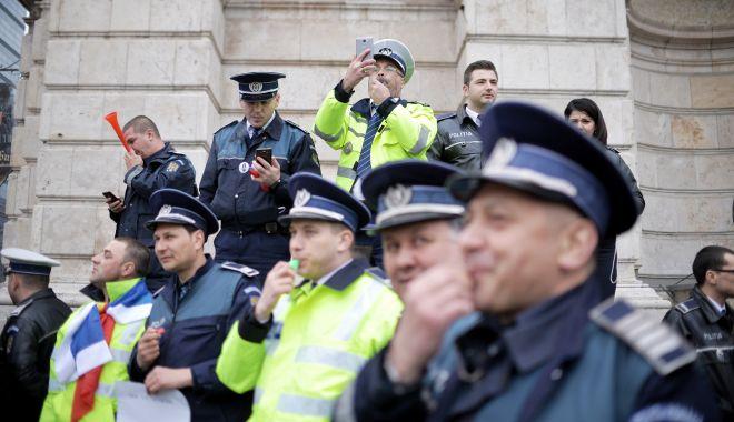 S-A ALES PRAFUL de pactul sindicatelor din Poliţie.
