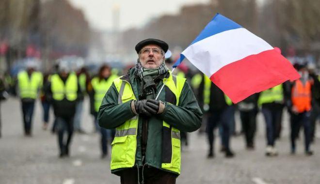 Proteste în Paris.