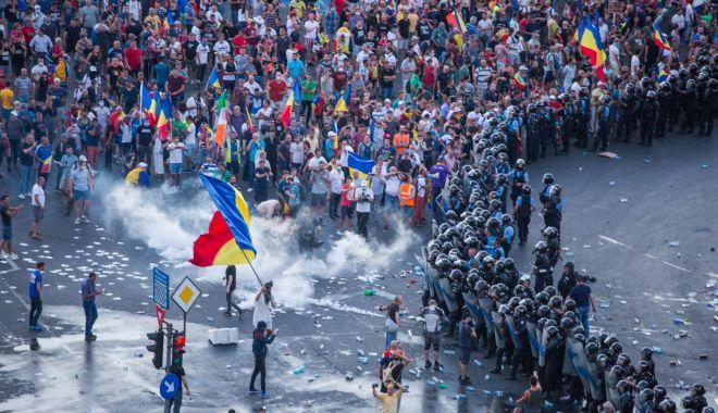 """Foto: Convorbirile jandarmilor din 10 august au fost desecretizate. Ministrul Marcel Vela: """"Cei vinovați vor plăti"""""""