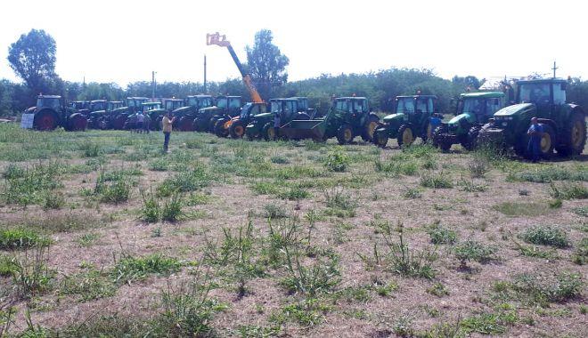 Foto: Jale mare în agricultură!