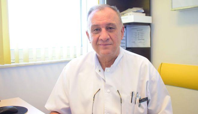 """Dr. Alexandru Şerban: """"Protezele de şold şi genunchi se pot face şi la Constanţa"""""""